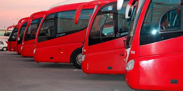 Alquiler Autocares Madrid
