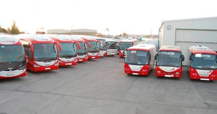 Alquiler de Autocares en Madrid