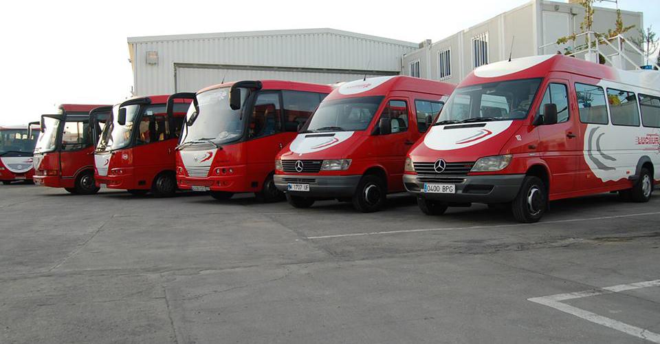 Alquiler Microbus Madrid