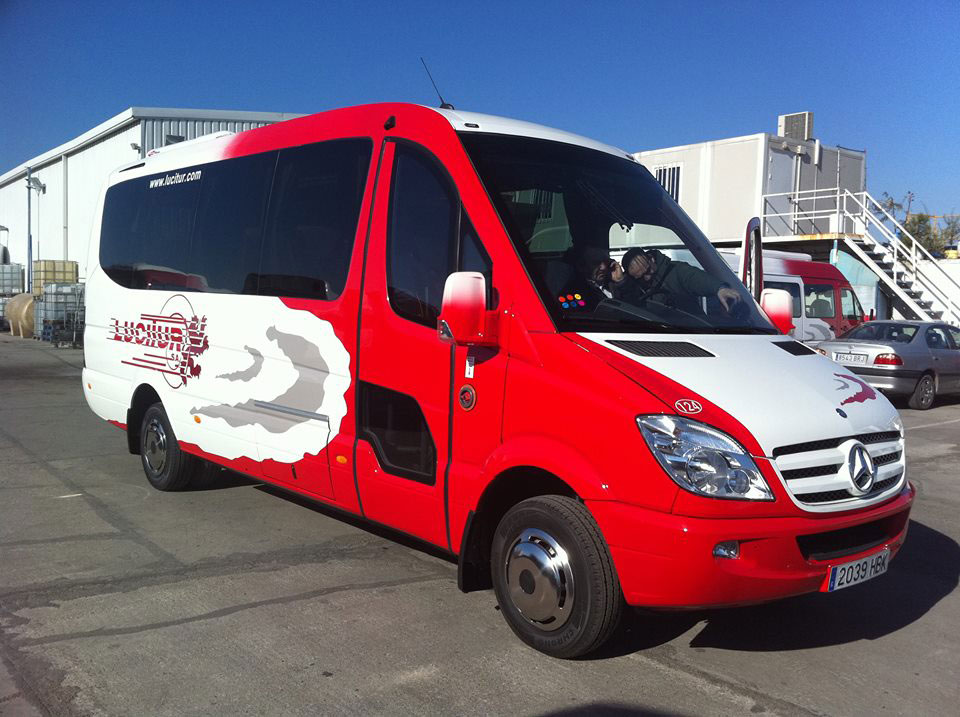 Alquiler Autocares para Viajes Madrid